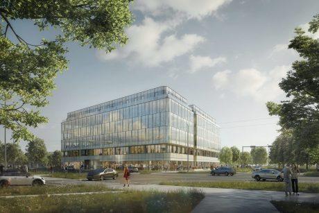 Prémiové kancelářské prostory už brzy i v Olomouci