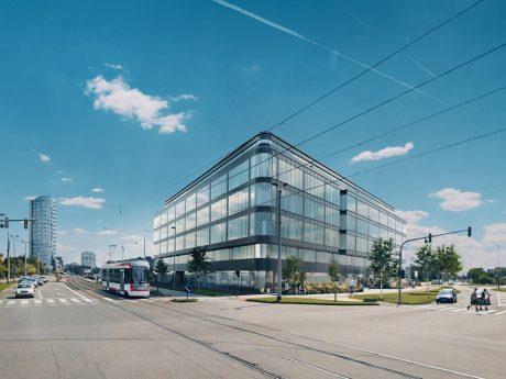 Administrativní budova Envelopa Office Center