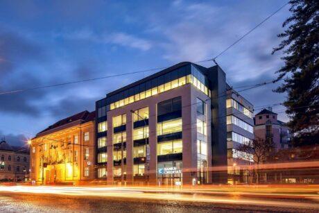 Podepsáno: Nájemcem Envelopa Office Center bude Banka CREDITAS