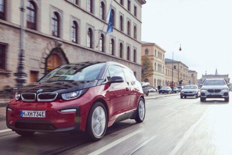 Podporujeme carsharing: nájemcům poskytneme elektromobil BMW